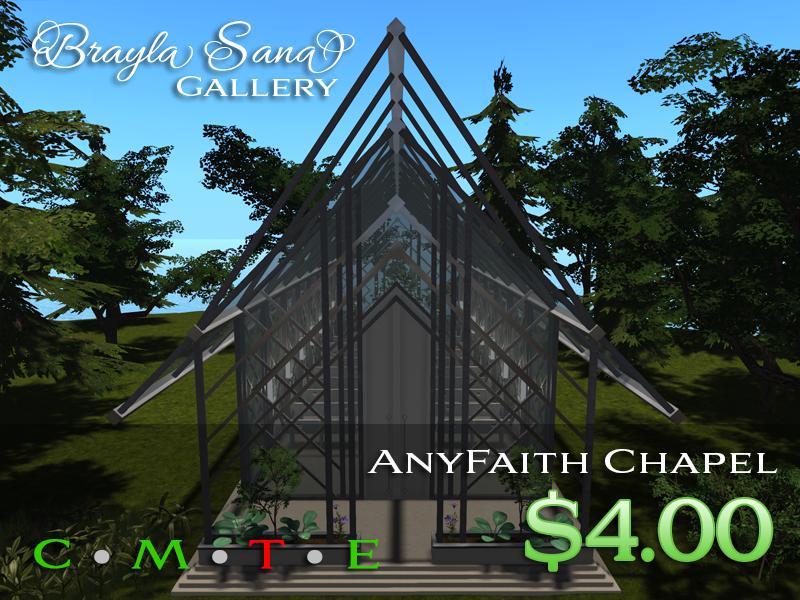 Anyfaith Chapel